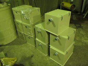 Жироуловитель • Сепараторы жира наружные (промышленные)